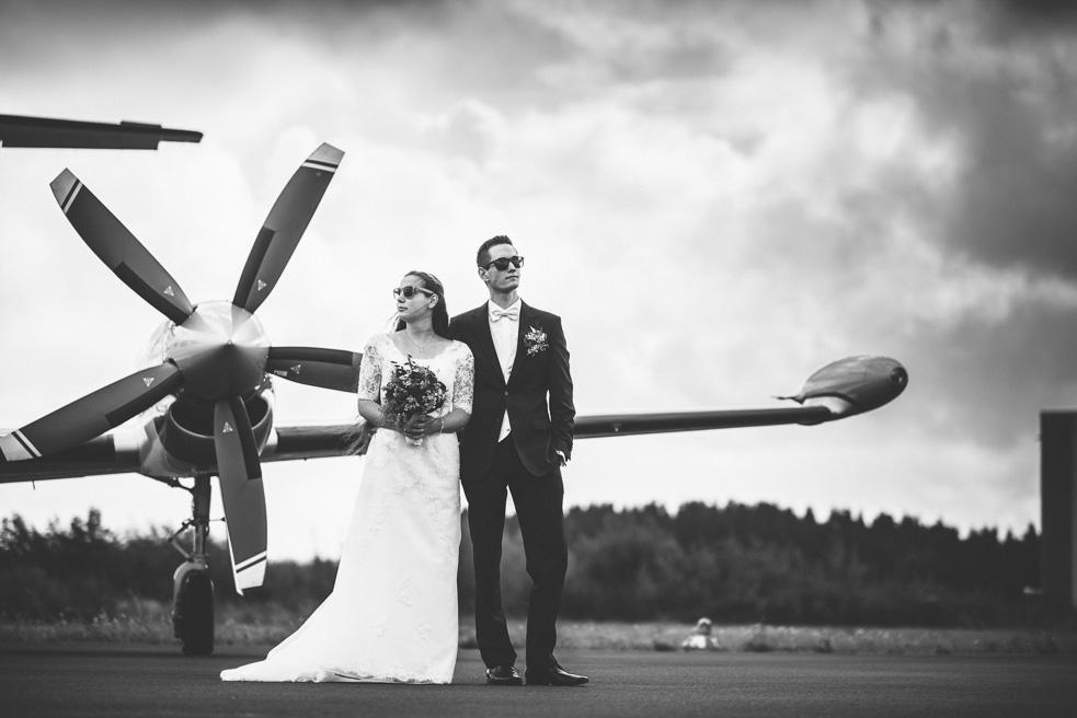 Brautpaarshooting NRW Flughafen H&M Hochzeitsfotograf Florin Miuti (15)