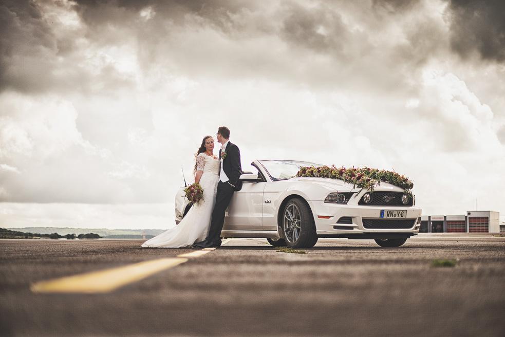 Brautpaarshooting NRW Flughafen H&M Hochzeitsfotograf Florin Miuti (2)