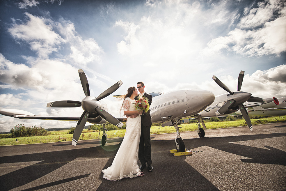 Brautpaarshooting NRW Flughafen H&M Hochzeitsfotograf Florin Miuti (6)