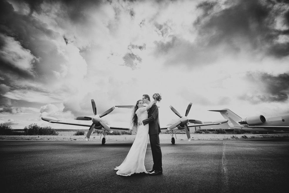 Brautpaarshooting NRW Flughafen H&M Hochzeitsfotograf Florin Miuti (7)
