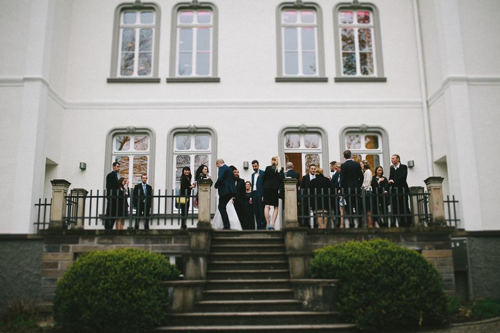 Hochzeitsfotograf NRW Sektempfang R&H Florin Miuti (1)